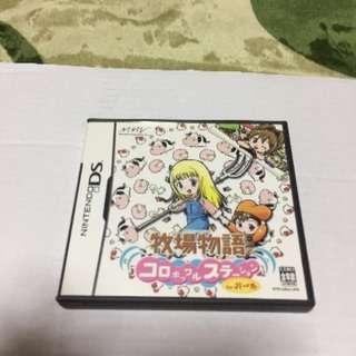 牧場物語コロボックルステーション 3DSソフト ゲームソフト