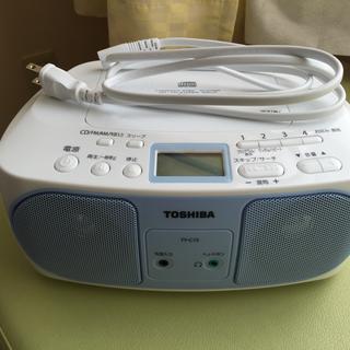 東芝CDラジオ TY-C15