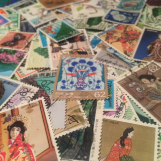 交渉中 使用済み切手 500枚