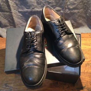 【お取引中】革靴(メンズ27.5cm)