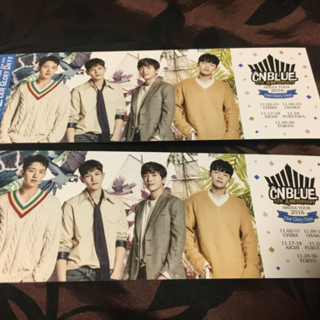 CNBLUE 5THanniversary ARENA TOUR