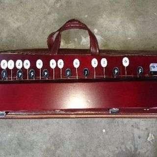 大正琴 昔のものです。
