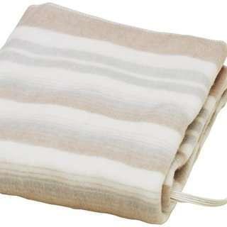 送料無料 水洗いOKあったか毛布