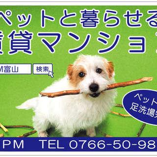 【ペットと暮らせる♪ひろびろ1LDK!ハイグレード賃貸マンション(^^)v】 − 富山県