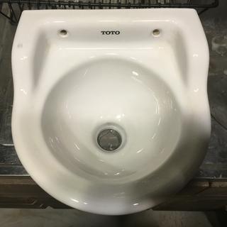 差し上げます  洗面器 手洗いボウル