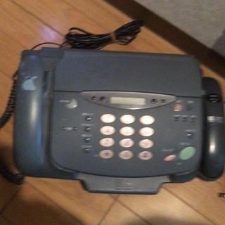 期間限定無料 FAX電話機差し上げます