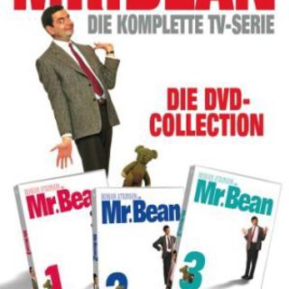 【中古良品】〈DVD〉Mr.ビーン Vol.1〜3