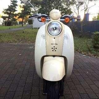 美しいバイク。 ホンダスクーピー、Af55,  (50cc) , ...