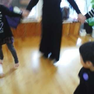親子で踊りませんか?