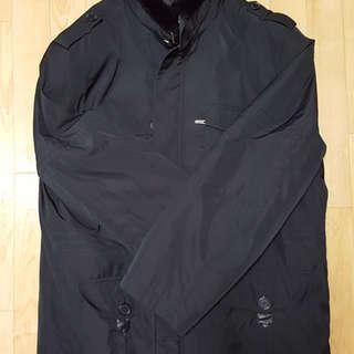 (値下げしました)男性用 ミンクコート 美品 サイズ52