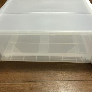 収納ケース 収納ボックス 無印良品 - 江東区