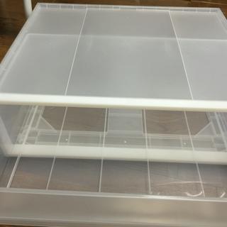 収納ケース 収納ボックス 無印良品 - 家具
