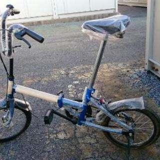 16インチ 折りたたみ自転車 PERSON'S SPORTS