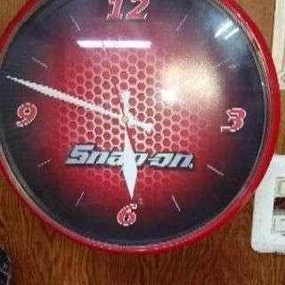 スナップオン時計