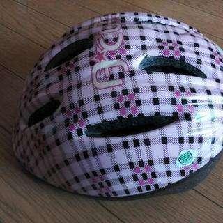 子供用ヘルメット、ピンク