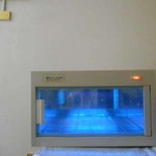 ☆紫外線消毒器