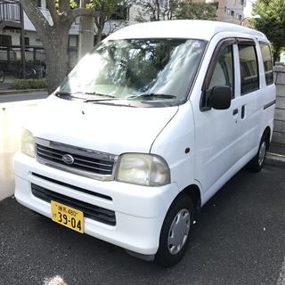 ハイゼット 車検付 ナビ地デジETC