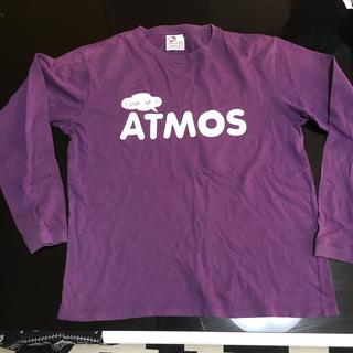 atmos×キティ コラボロンT