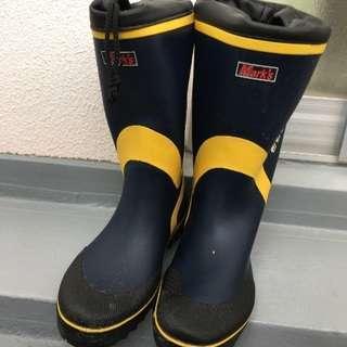 長靴27センチ☆貝掘りや農作業に☆