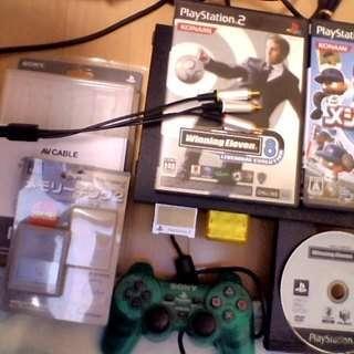 【希少品】特別値下げ中!PS2 セット ゲーム好きにはたまらない懐...