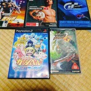 ゲームソフト五本組