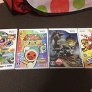Wii カセット4本セット