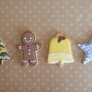 クリスマス・アイシングクッキー教室