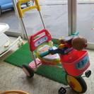 AG. アンパンマンの三輪車