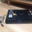 ハードディスクレコーダー&DVDプレイヤー320GB