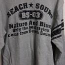 BEACH SOUND◆メンズ◆長袖◆Mサイズ