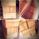 りんご箱☆1箱