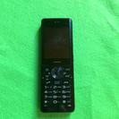【新年度大特価】willcom WX03K Liberia 黒