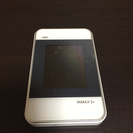 au ポケットwifi wimax2+