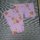 ピンクの浴衣です(^ー^)