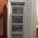 ※値下げしました  グラソン直冷式電気冷凍庫 UFG-140R (140L)  - 倉吉市