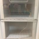 ※値下げしました  グラソン直冷式電気冷凍庫 UFG-140R (140L)  - 家電