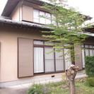 日本建築の古風な戸建♪
