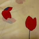 ☆お値下げ☆ 白地×赤・青花柄 布♪ 14