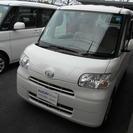 ダイハツ タント 660 X(白) ハッチバック 軽自動車