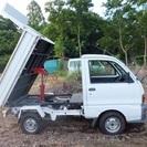 ★三菱 ミニキャブダンプ 4WD エアコン付き