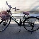 おしゃれな自転車、ルノーの自転車売ります。おまけ付き