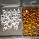 バトルスピリッツ ライフコア 白30個 黄色45個