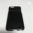 Suica収納可能!iPhone6.6Sケース