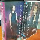 マライア・キャリー VHS 2本セット