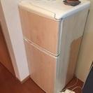 一式まとめ売り☆冷蔵庫、テーブルセット、折りたたみベッド☆