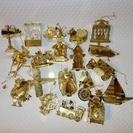 本格的クリスマスオーナメントゴールド(19種類)macy's購入