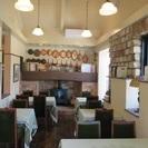 ヨーロッパの田舎家風カフェ