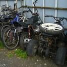 部品取り用ジャンクバイク 各種あります