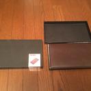 パスポート&カードホルダー