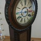 11月中: 針写真追加: 古時計:動きます